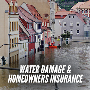 Learn About Water Damage And Homeowners Insurance?