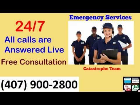 Flood Clean Up Jacksonville 407 900 2800 Commercial Flood Damage Repair Jacksonville Repair