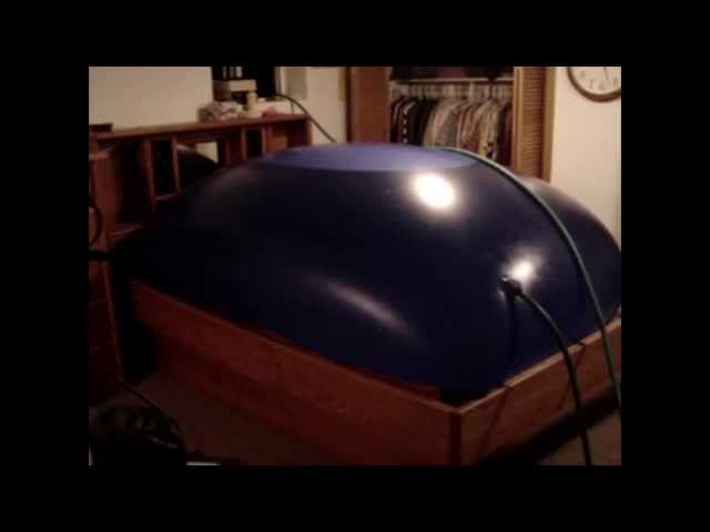 Out Of Control Water Bed Water Damage: The Silent Killer