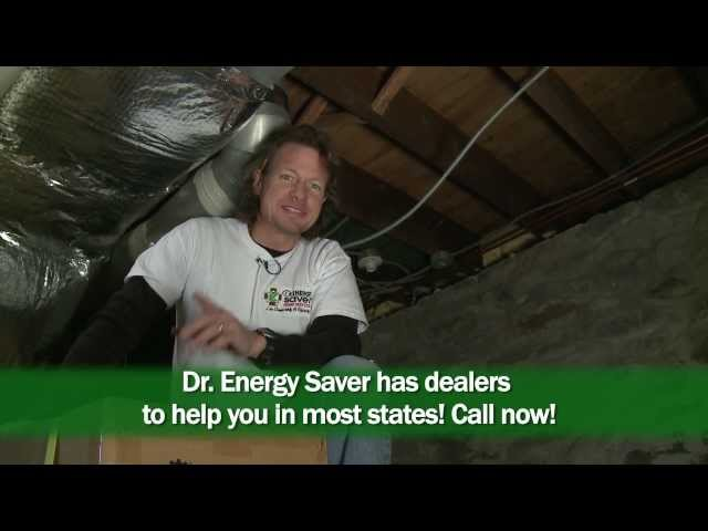 Killing Mold In A Crawl Space, Basement Or Attic