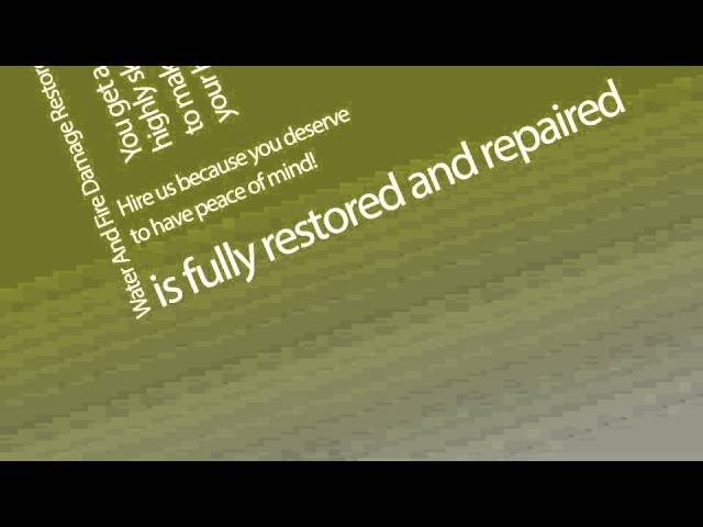 Looking For Fire Damage Restoration In Tallahassee FL?