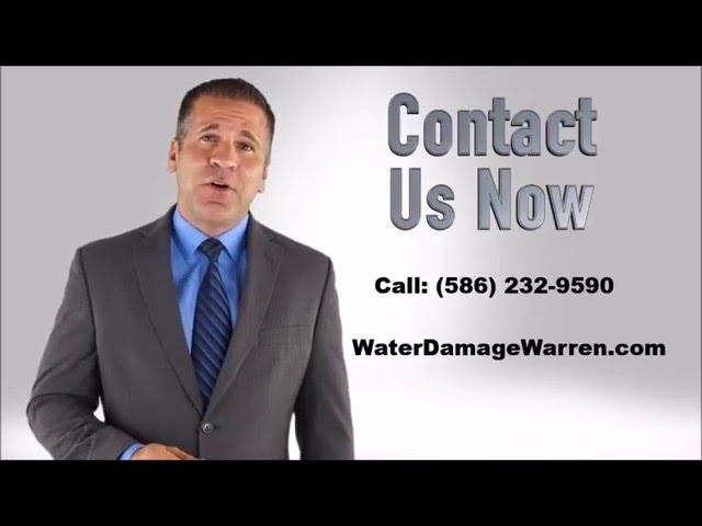 Sterling Heights Flood Damage Repair (586) 232 9590