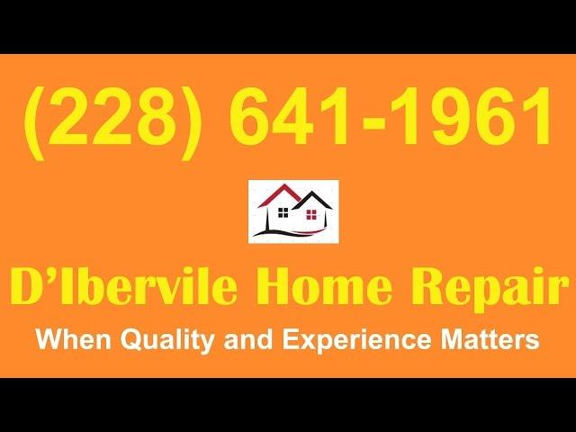 Diberville Flood Damage Repair|Flood Damage Repairs Diberville