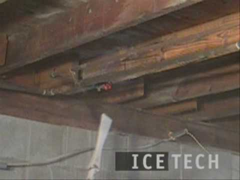 Mold Remediation 1 – IceTech Dry Ice Blasting