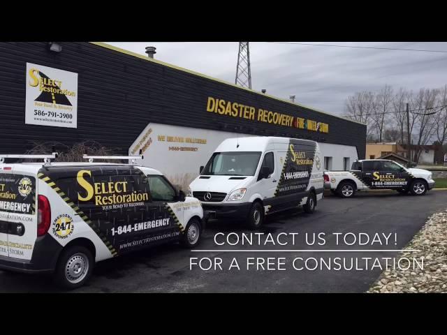 Fire Damage Restoration MI