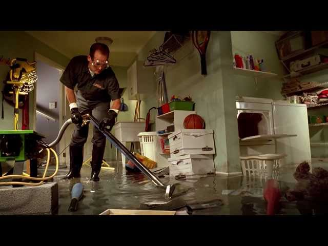 Flooded Basement Cleanup Peoria IL | Water Damage Restoration