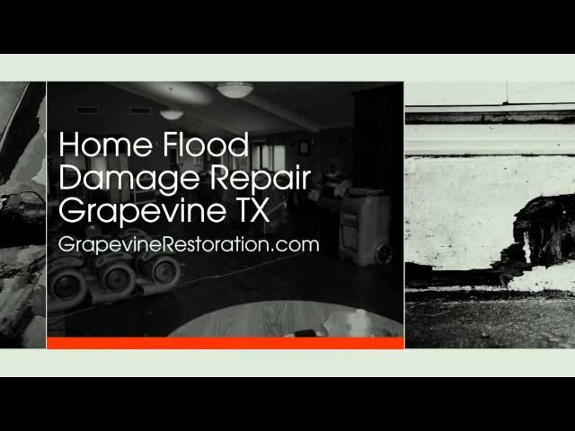 Home Flood Damage Repair Grapevine TX 817 500 0499