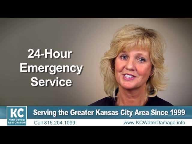 Kansas City Water Damage Restoration – Flooding Emergency – Water Extraction