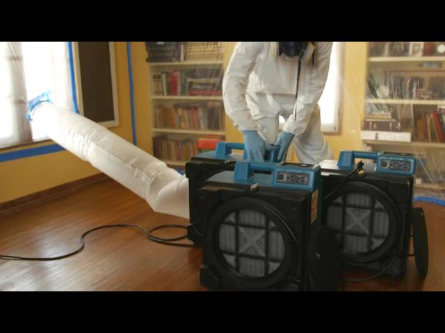 XPOWER Air Scrubbers For Air Purification, Mold Remediation & Restoration