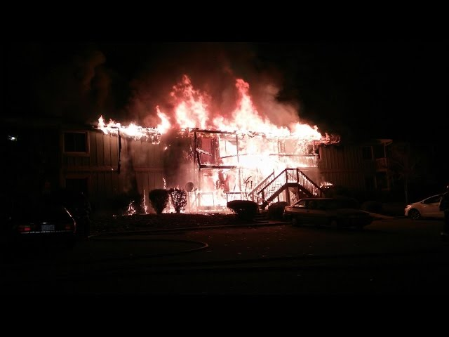Apartment Fire Damage Restoration