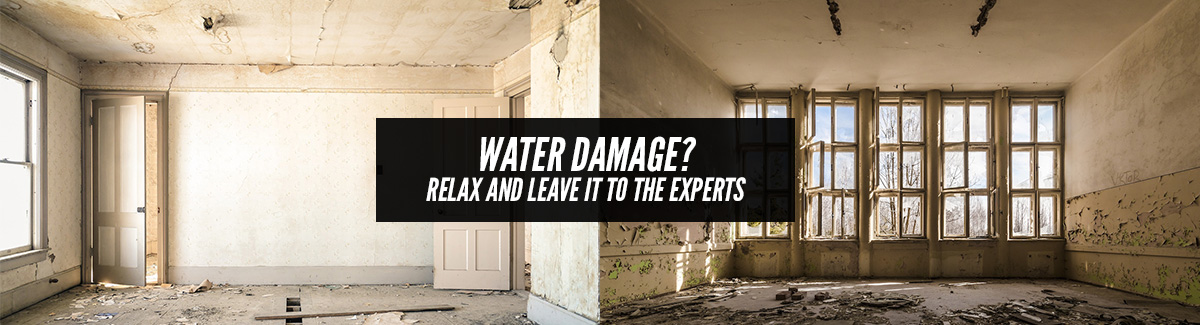 Home Water Damage Repair