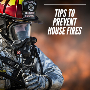 Safety Measures To Help Prevent House Fires