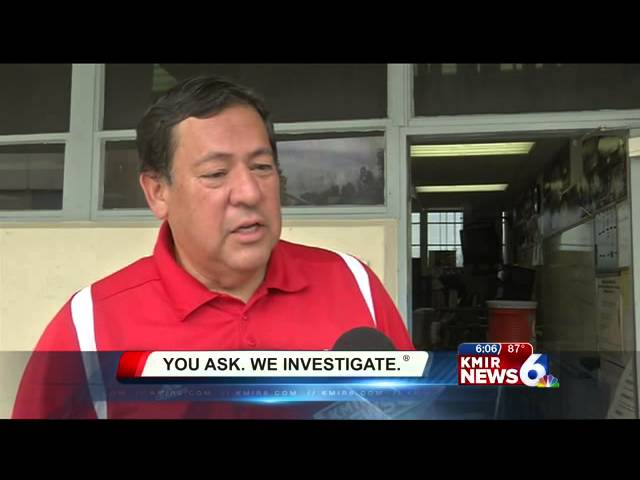Indio High School Under Pressure For Flood Damage Repair