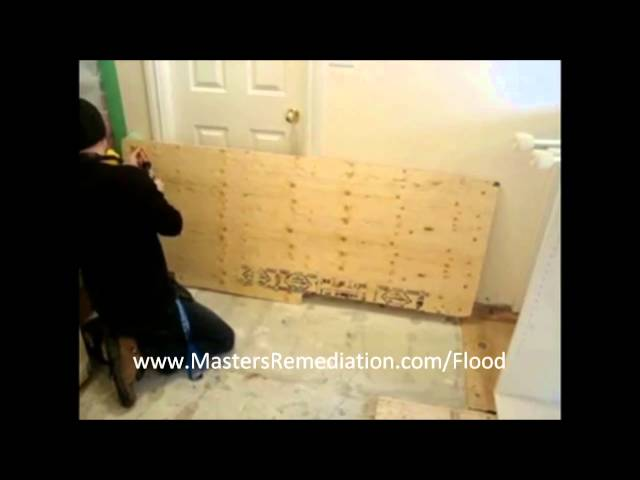 How To Install A Subfloor – Vancouver Water Damage Restoration