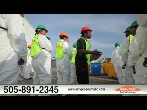 ServPro Of South Albuquerque | Water & Fire Damage Restoration, Mold, Storm Damage | Albuquerque, NM