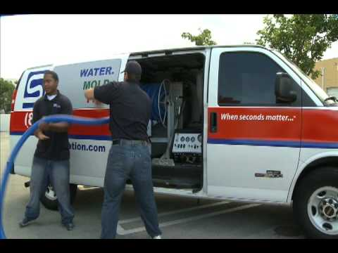 Water Damage, Mold Inspection, Mold Remediation & Fire Damage Restoration – Miami & Fort Lauderdale
