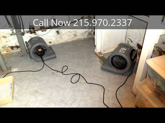 Emergency Water Removal Chalfont PA | Flood Damage Repair | Chalfont Water Extraction