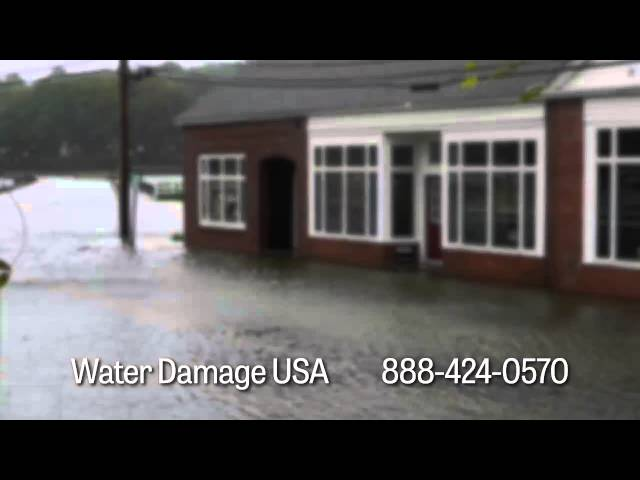 Water Damage Restoration New York City Ny