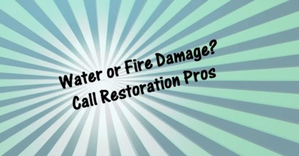 Water Damage Restoration Springfield VA Call (202) 335-2578