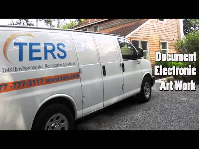 Water Damage Restoration – TERS