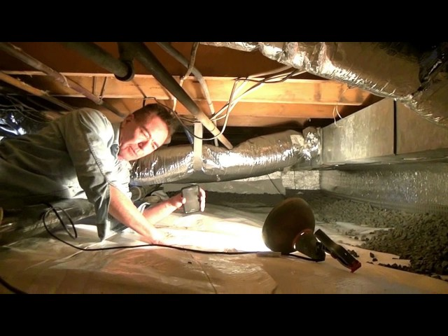 Real Estate Integrity – NJ – PA Crawlspace Waterproofing, Encapsulating & Extreme Mold Remediation