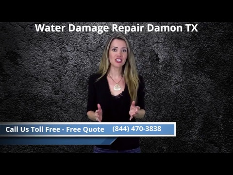 Flood Damage Repair Hockley TX (844) 470 3838