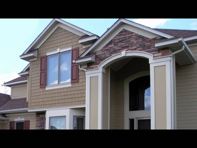 KRECH EXTERIORS:  WATER DAMAGE RESTORATION