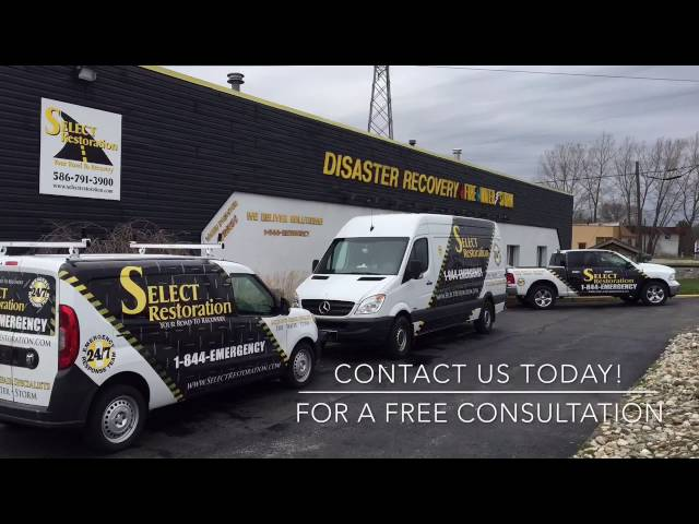 Fire Damage Restoration MI
