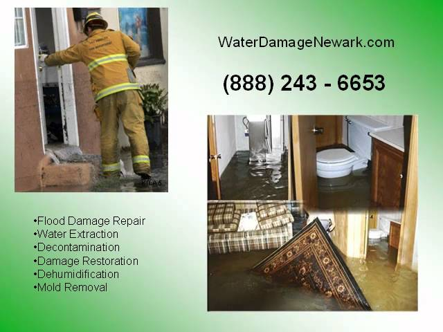 Flood Damage, Flooding And Water Damage Repair Newark, Jersey City
