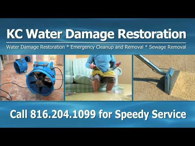 Independence Water Damage Restoration, Water Clean Up, Water Removal, Sewage Removal