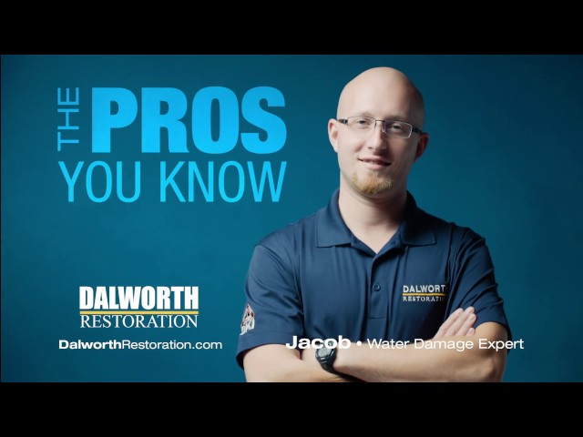 Water Damage Restoration By Dalworth Restoration