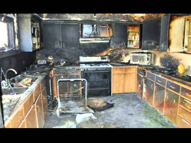 Fire Damage Restoration Smoke Cleanup, Miramar FL