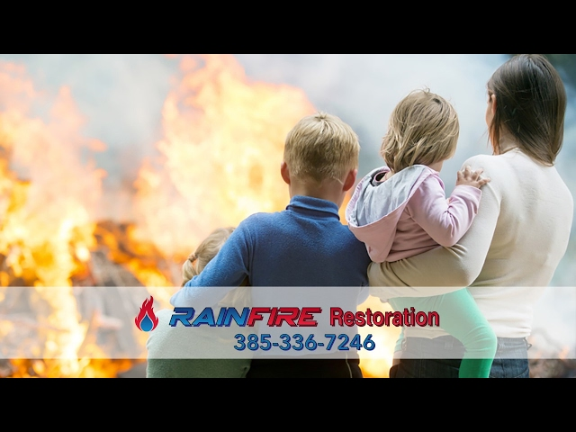 Experienced Fire Damage Restoration Sandy – 385 336 7246