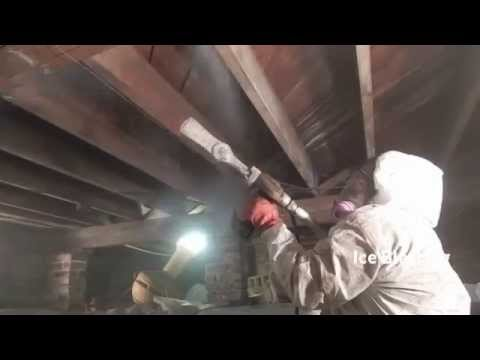 Remediation Group Inc. Crawl Space Mold Remediation