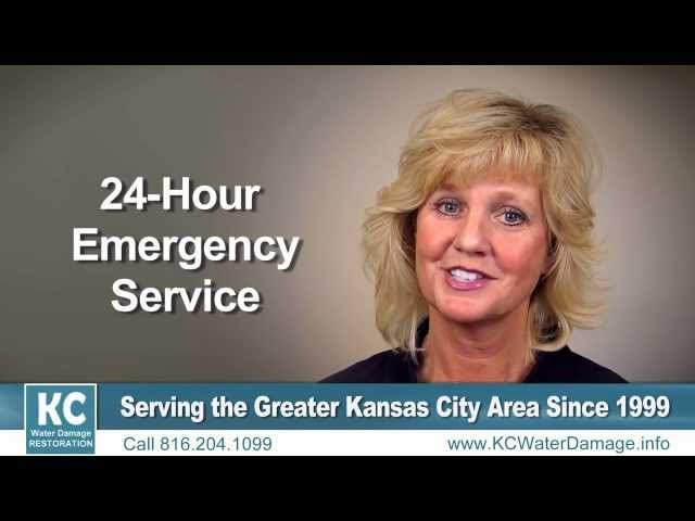 Kansas City Water Damage Restoration – Flooding Emergency – Water Extraction