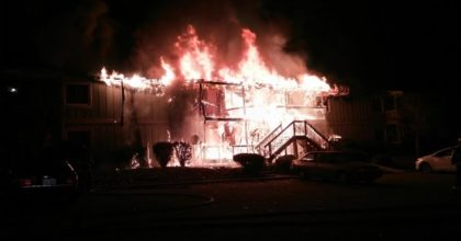 Apartment Fire Damage Restoration
