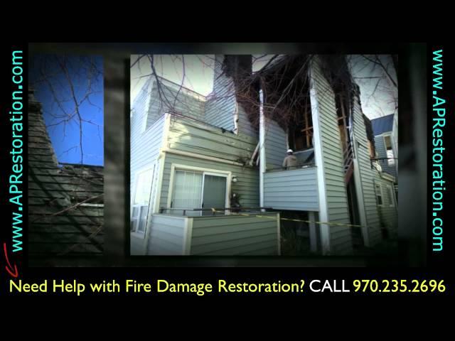 Fire Damage Restoration Greeley | 970.235.2696
